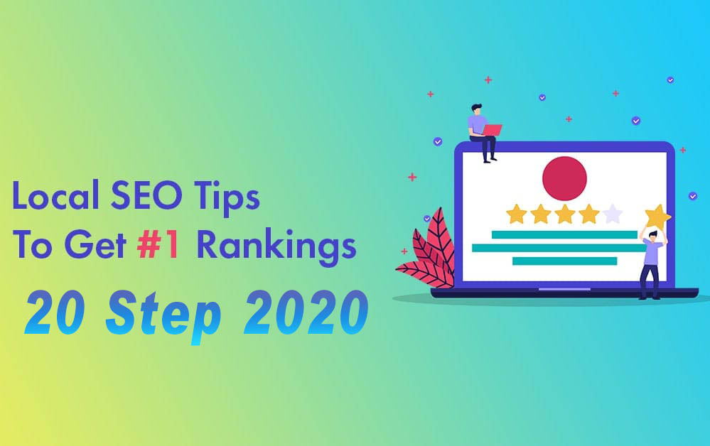 Ranking on google first page follow 20 SEO tips 2020