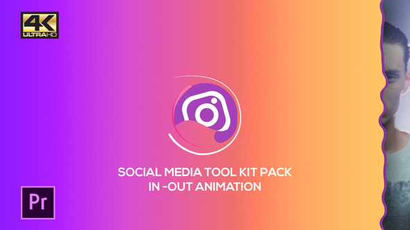 Social Media Pack Toolkit | MOGRT for Premiere Pro 21878435
